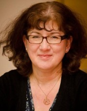 Headshot of book promotion expert and author Debbie Young