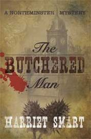 Cover of The Butchered Man by Harriet Smart