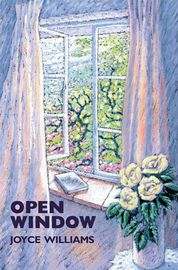 Cover of Open Window, a collection of poems by Joyce Williams
