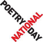 The logo of National Poetry Day