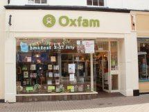 Oxfam Bookshop, Lichfield