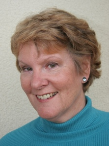 Photo of the author Alison Morton