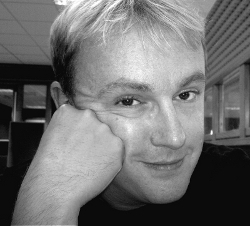 Calum Kerr, director of the UK's National Flash Fiction Day