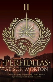 Cover of Perfiditas by Alison Morton