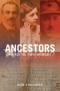 "Cover of ""Ancestors"" by Rob Collins"