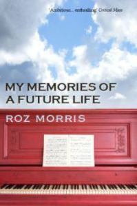 Cover of Roz Morris's novel