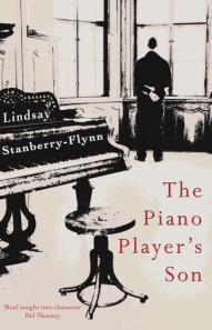 Cover of The Piano Player's Son by Linsday Stanberry-Flynn