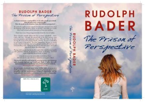 Full cover of The Prison of Perspective, showing back, front and spine