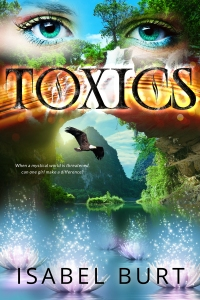 Cover of Toxics by Isabel Burt