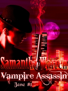Cover of Vampire Assassin by Samantha Warren