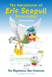 Cover of Eric Seagull Book 1