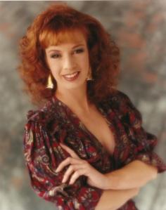 Head and shoulders of Deborah Jay