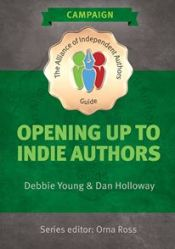 Opening Up To Indie Authors cover