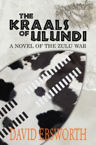 Cover of The Kraals of Ulundi