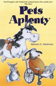 Cover of Pets Aplenty by Malcolm Welshman