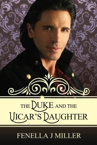 Cover of The Duke & the Vicar's Daughter