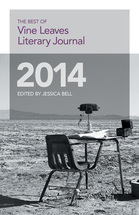 Cover of 2014 anthology